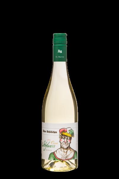 Cuvée-Hofnarr (ausgetrunken)